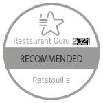 recommended restaurant guru 2021