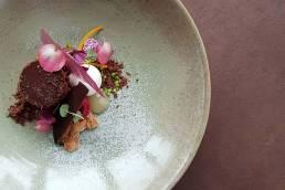 een mooi gevuld bord - restaurant ratatouille maaseik